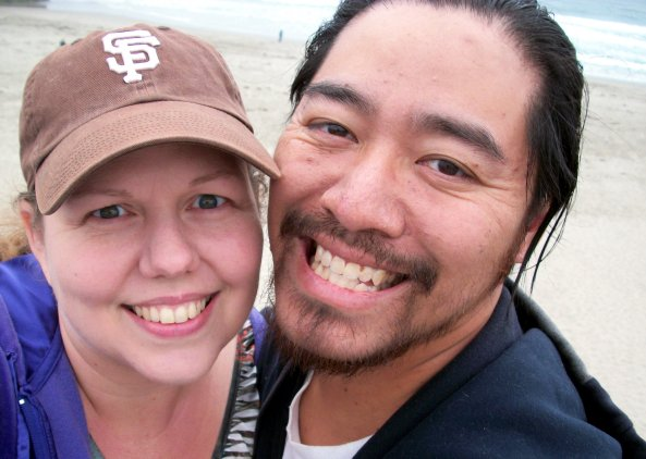 Mark & Joy in Fort Bragg, CA