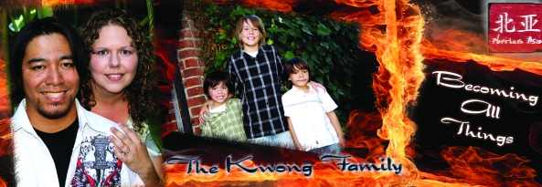 The Kwong Family