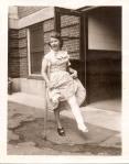 50s broken ankle