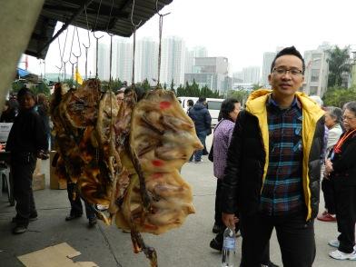 Pastor Fraun - Cantonese community.