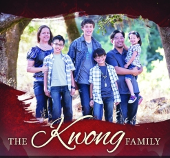The Kwong Family 2014